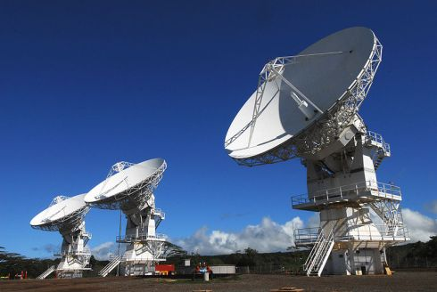 MUOS: stazione di terra nelle Hawaii