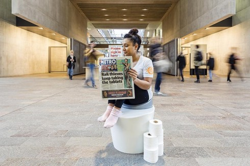 Il WC che consente di ottenere vantaggi medici
